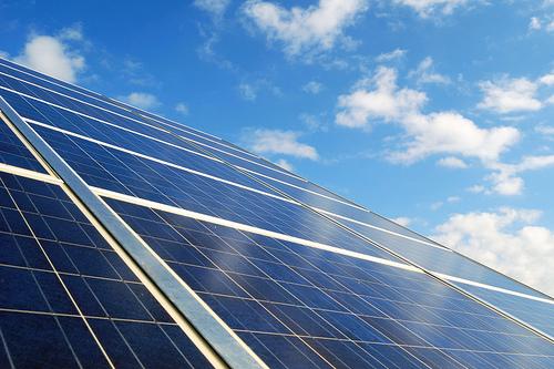 Nos bâtiments sont équipés de panneaux solaires